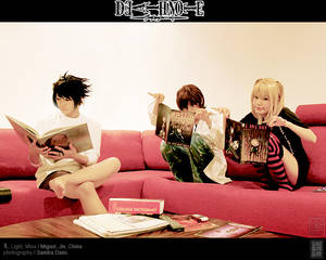 Death Note: Quiet Time