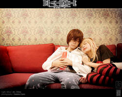 Death Note: Only In Dreams by behindinfinity