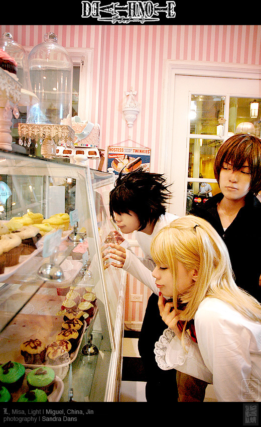 Death Note: This Is Heaven