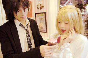 Matsuda and Misa-Misa