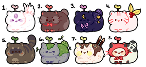 Cat Bean Adopts (OTA)[Closed]