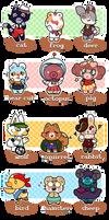 [Adopts] [OTA] Animal Villagers (OPEN)
