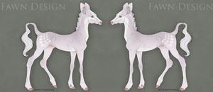 Ninianne x Liulfr Fawn Design