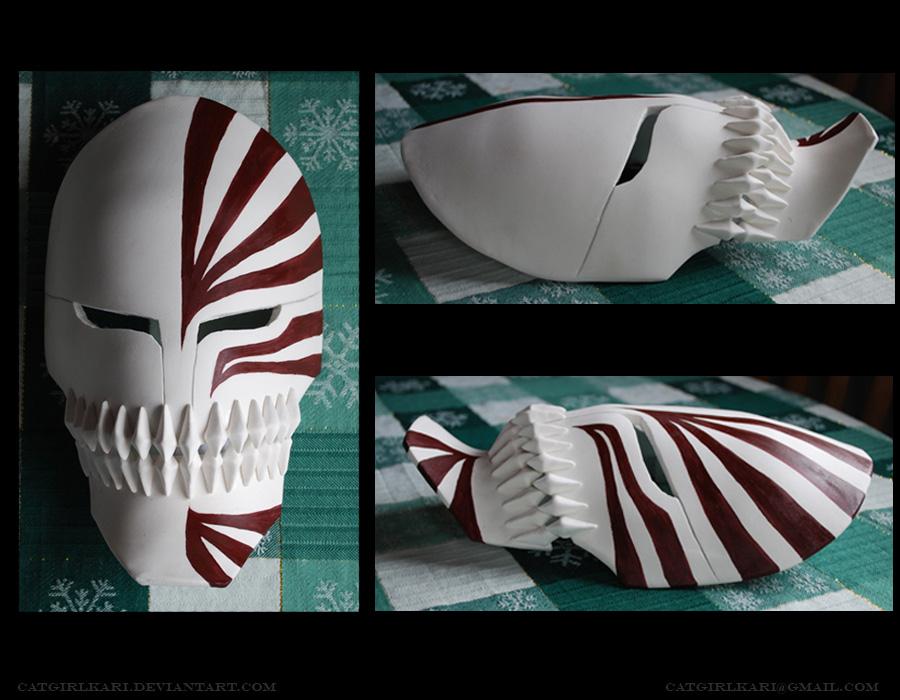 Bleach ichigo 39 s vizard mask by danielledemartini on deviantart - Ichigo vizard mask ...