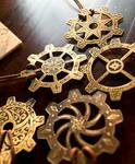Gear Necklaces