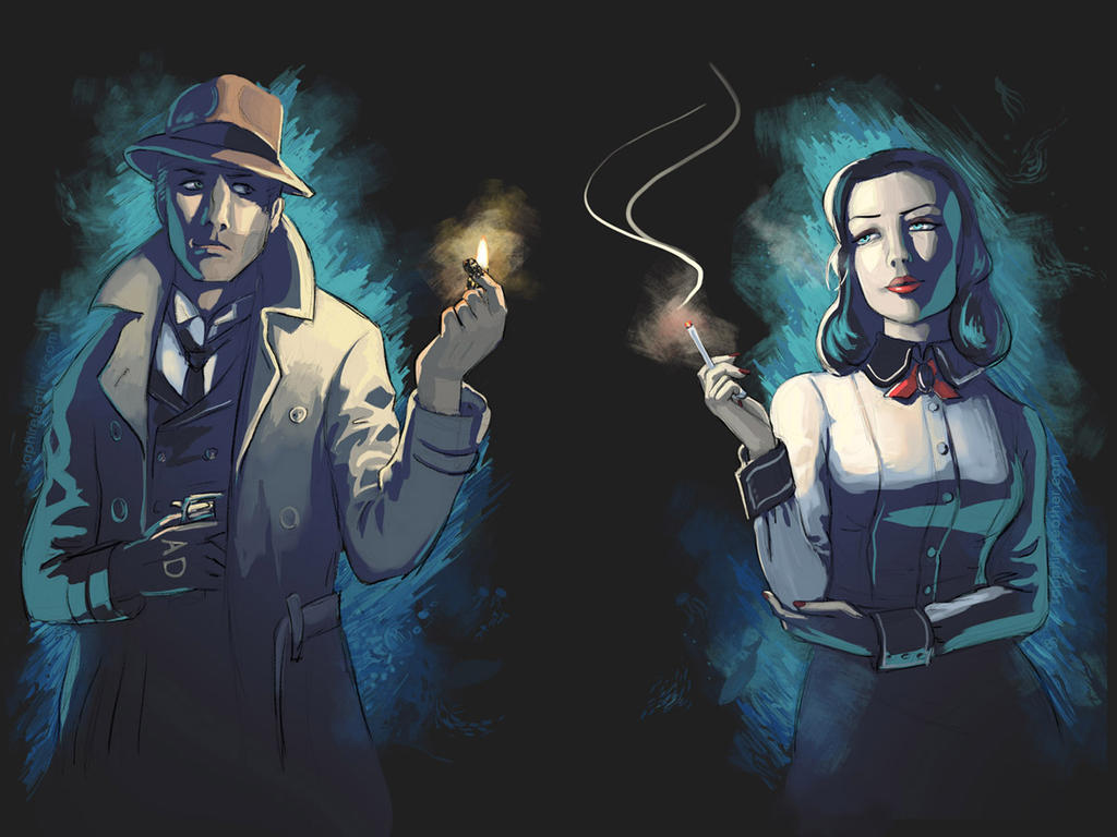 Burial at Sea by sapphire-feather