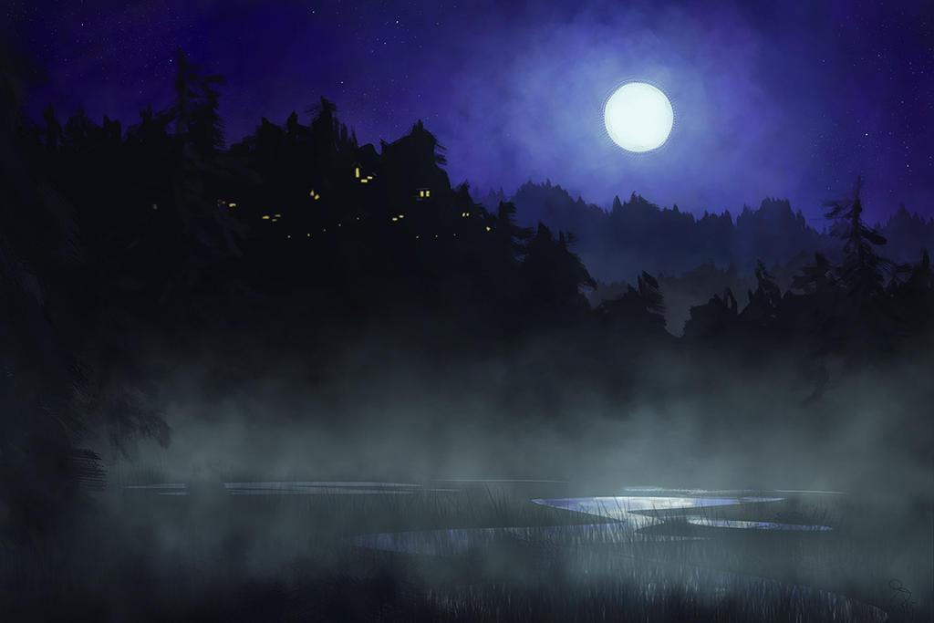 Silent Night by danielledemartini