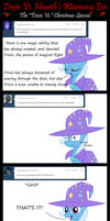 Trixie Vs. Hearth's Warming Eve