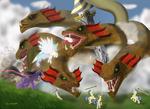 A Hydra in Canterlot