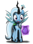 Can Trixie have some candy?