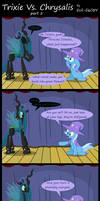 Trixie Vs. Chrysalis (part 2)