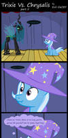 Trixie Vs. Chrysalis (part 5)