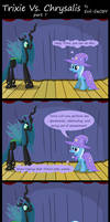 Trixie Vs. Chrysalis (part 7)