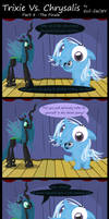 Trixie Vs. Chrysalis (part 8 - Finale)