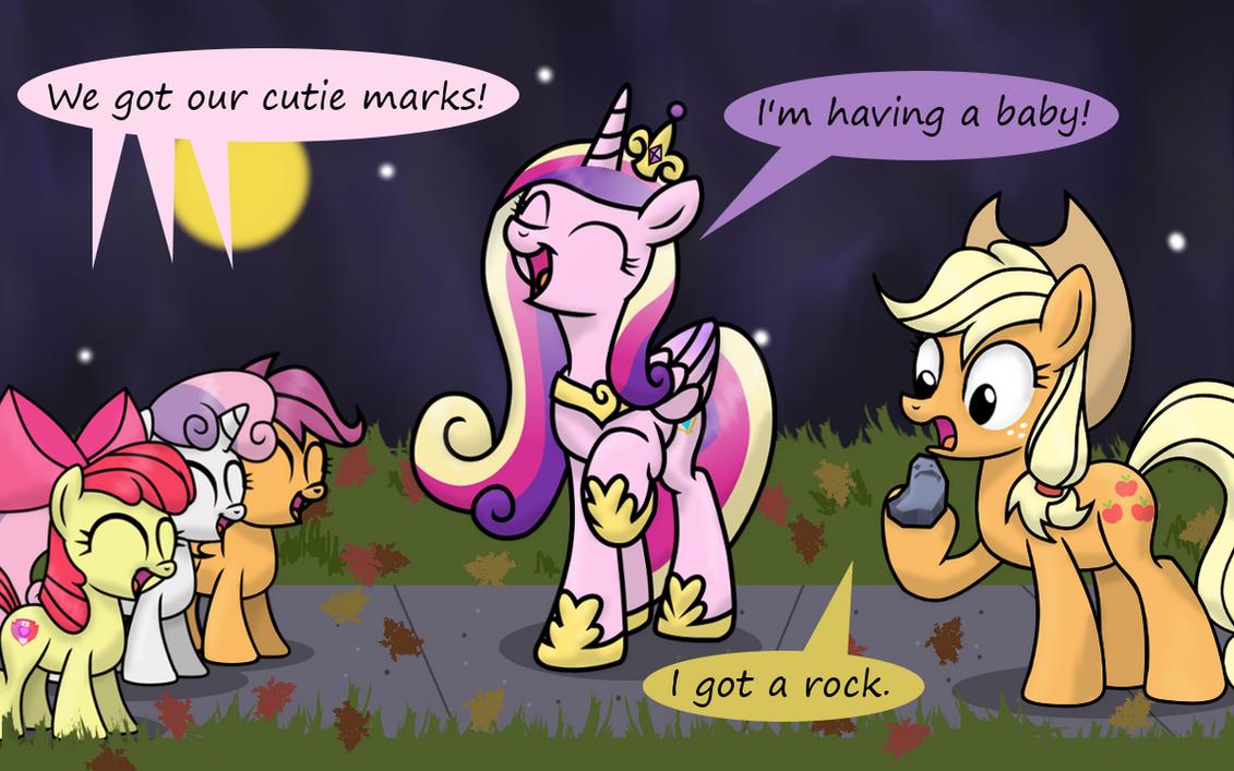 It's The Great Season, Applejack! (S5 spoilers) by Evil-DeC0Y