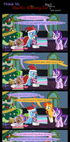 Trixie Vs. Hearth's Warming Eve: Year 6 (Finale)