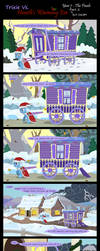 Trixie Vs. Hearth's Warming Eve: Finale (Part 2) by Evil-DeC0Y