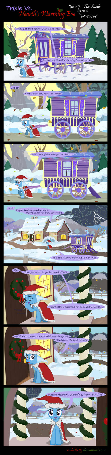 Trixie Vs. Hearth's Warming Eve: Finale (Part 2)