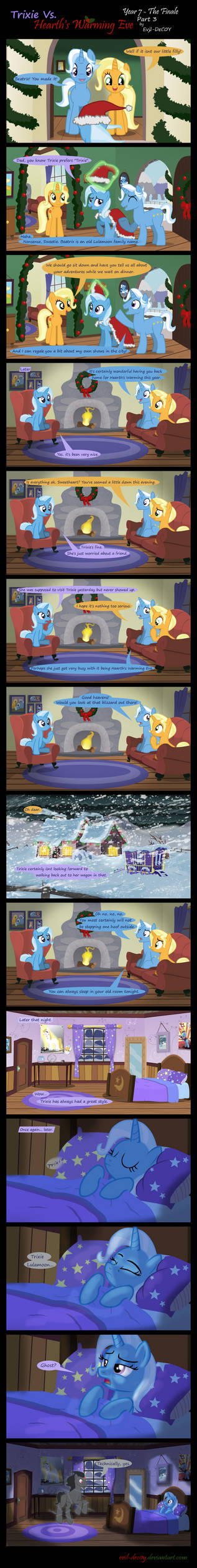 Trixie Vs. Hearth's Warming Eve: Finale (Part 3)
