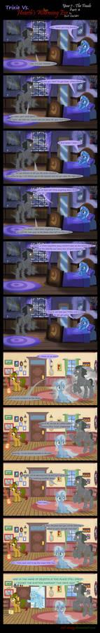 Trixie Vs. Hearth's Warming Eve: Finale (Part 4)