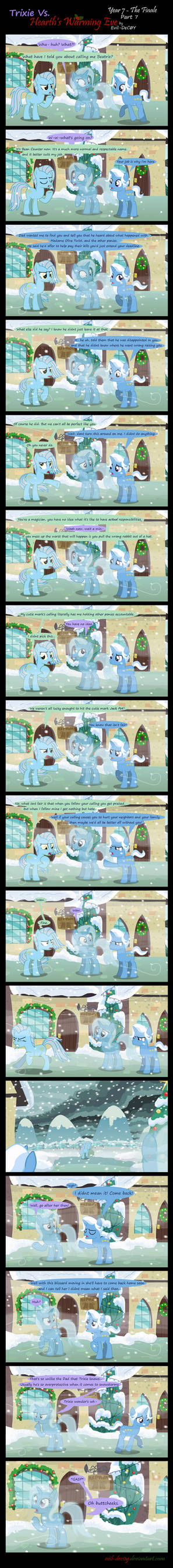 Trixie Vs. Hearth's Warming Eve: Finale (Part 7)