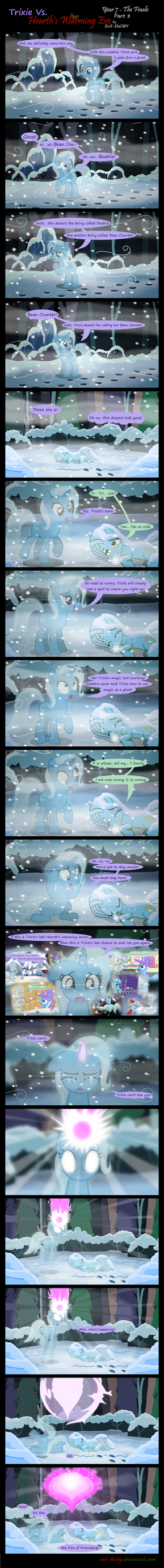 Trixie Vs. Hearth's Warming Eve: Finale (Part 8)