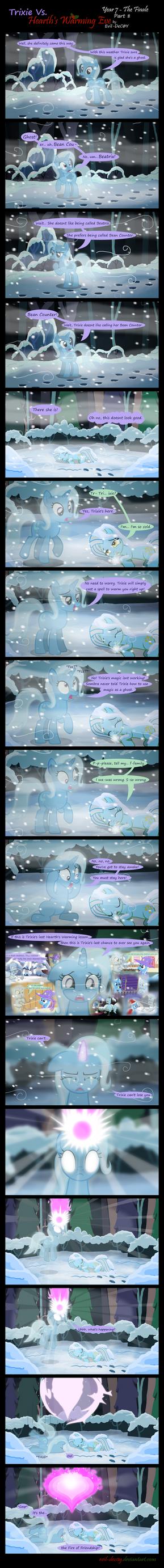 Trixie Vs. Hearth's Warming Eve: Finale (Part 8) by Evil-DeC0Y
