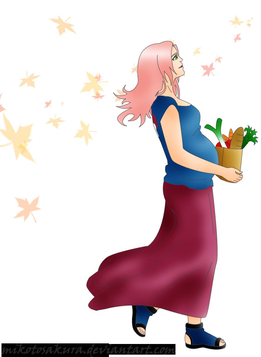 Sasusaku Sakura pregnant by MikotoSakura on DeviantArt