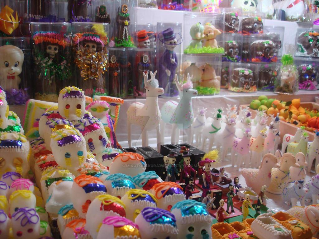 Toluca Mexico Dia de Muertos by MikotoSakura