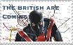 Union Jack stamp by Jerard-Kal