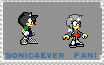 Sonic4ever stamp by Jerard-Kal