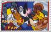 Antoine Fan Stamp by Jerard-Kal