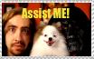 Assist Me! Stamp by Jerard-Kal