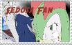 Sedosa Fan stamp by Jerard-Kal
