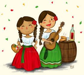 .: A la mexicana