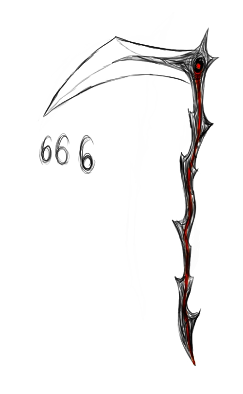 death weapon scythe - photo #7