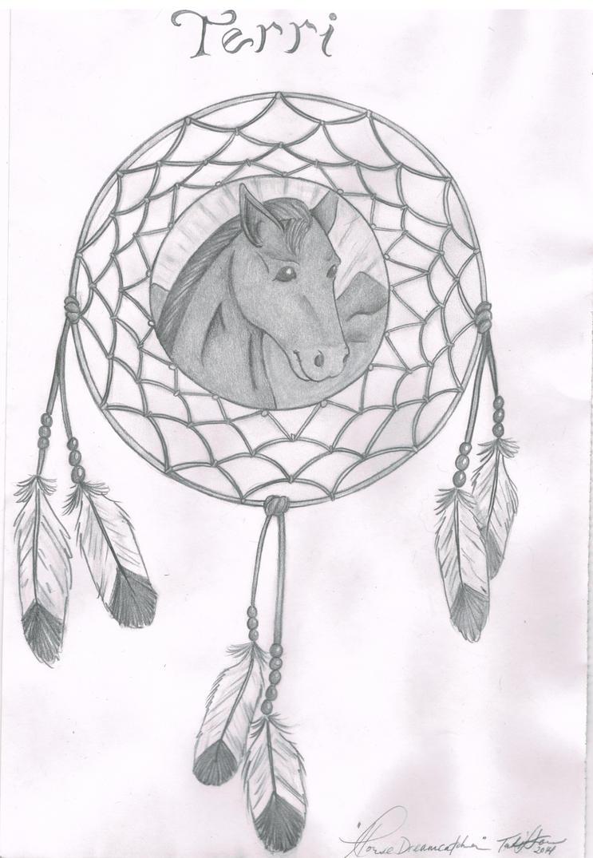 Terri dreamcatcher by ravencry