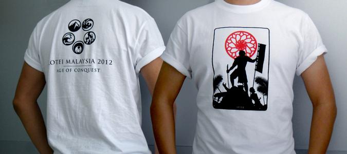 Kotei Malaysia T-Shirt by niz-m