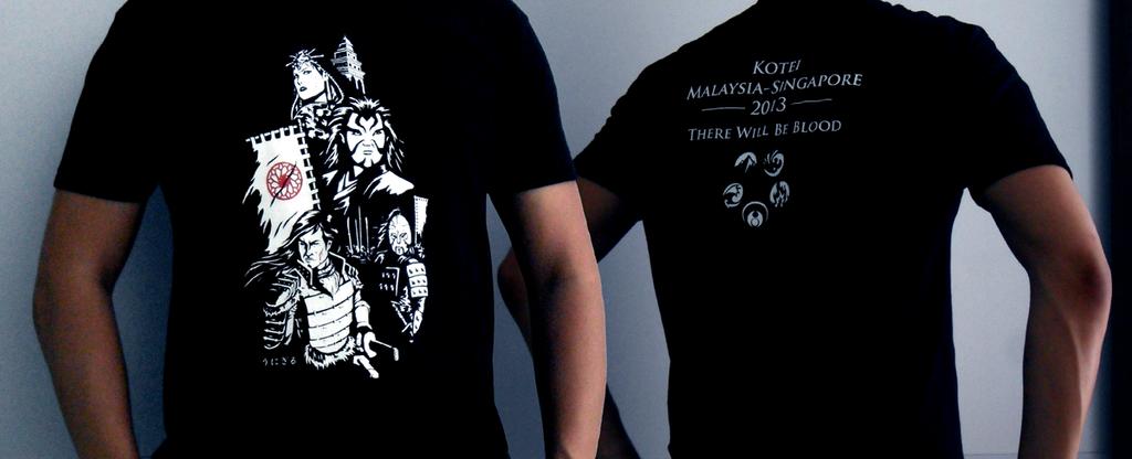 Kotei 2013 T-Shirt by niz-m