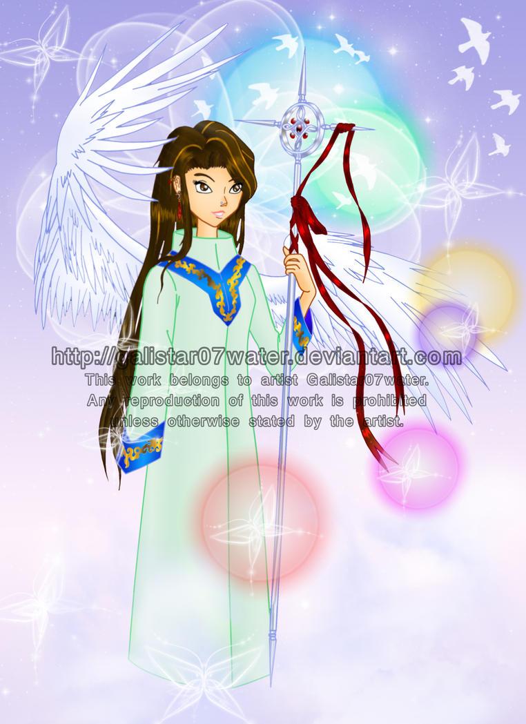Freyja of Kandrakar by Galistar07water