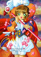 Sakura the Charming Prince by Galistar07water
