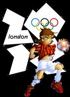 Takuya at the 2012 London Olympics by Galistar07water