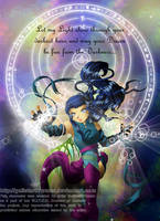 Dreams Without Darkness by Galistar07water