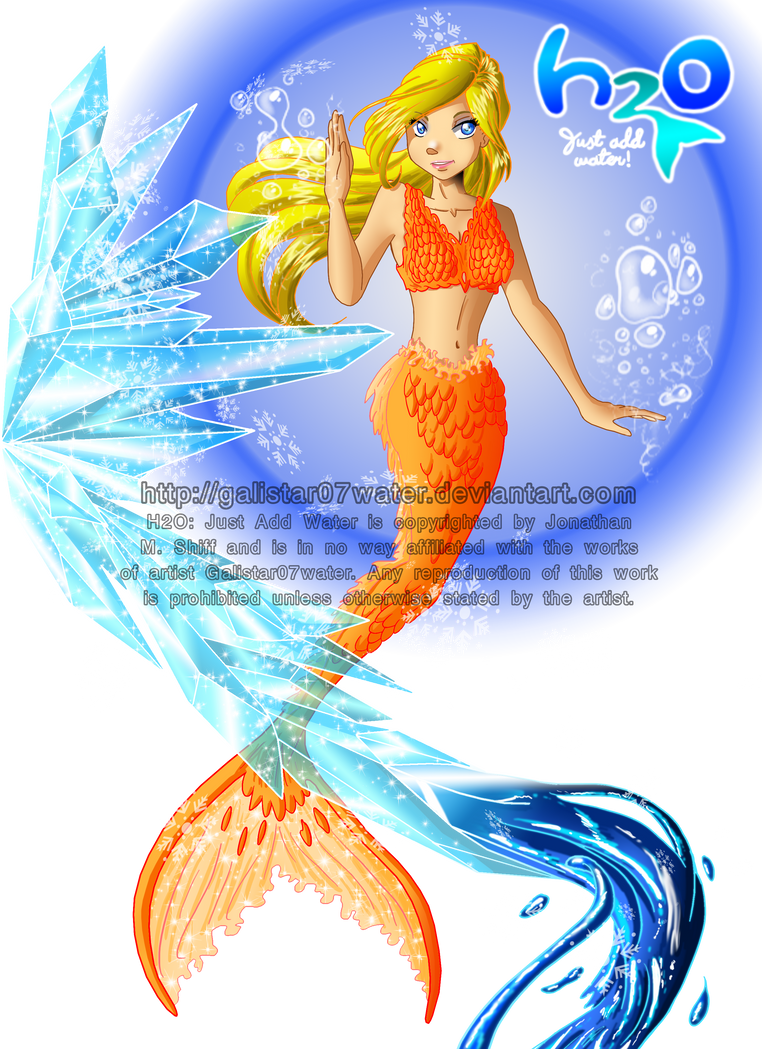 H2o emma by galistar07water on deviantart for H20 just add water wallpaper