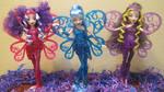 Winx Club Trix Dark Sirenix Dolls