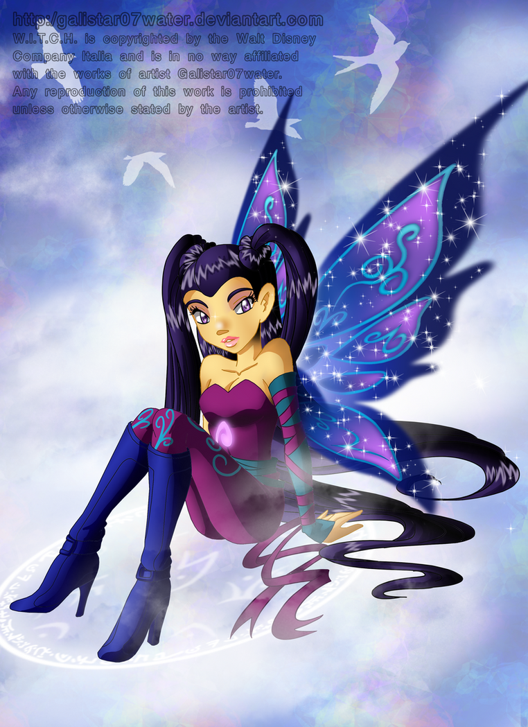 We Will Dream to the Sky by Galistar07water