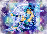 Aikatsu's Snow Queen by Galistar07water