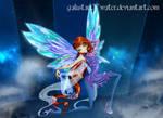 Dreams of Fire by Galistar07water