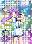Sumire at the 2020 Tokyo Olympics by Galistar07water
