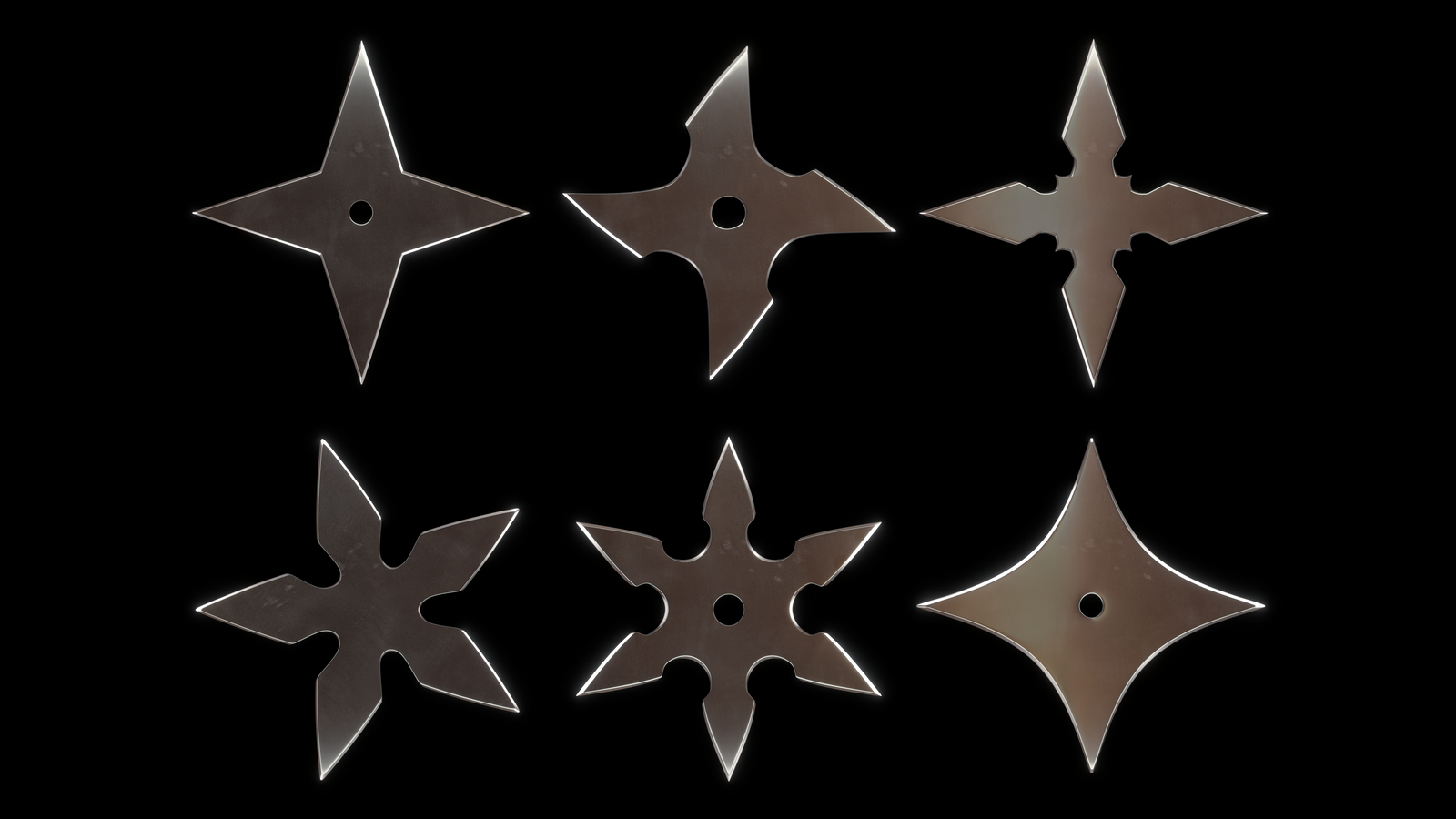 Shuriken by JoaoYates